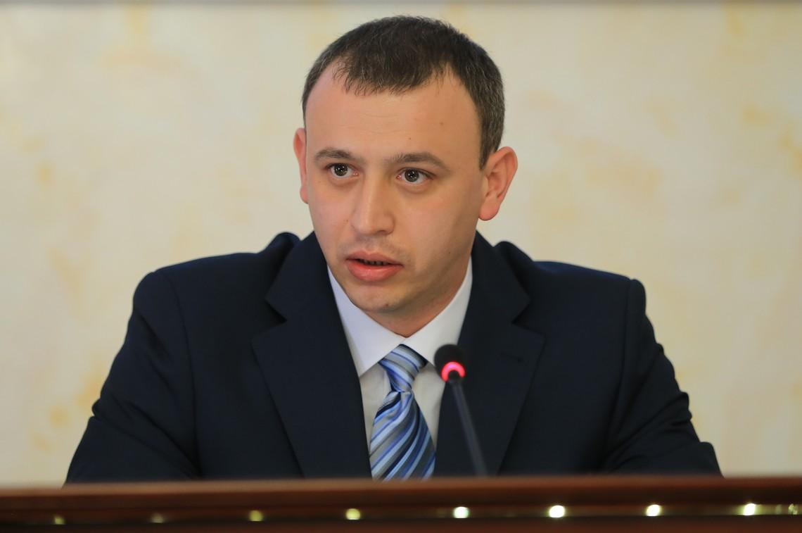 Прокурор Одеської області Роман Говда займе місце Давида Сакварелідзе в Генеральній прокуратурі України.