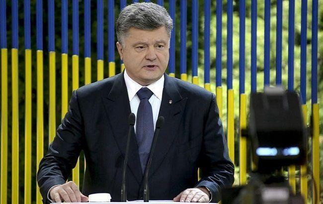 Петро Порошенко відреагував на оголошення на території ДНР місцевих виборів зверненням до західних лідерів щодо посилення санкцій проти Російської Федерації.