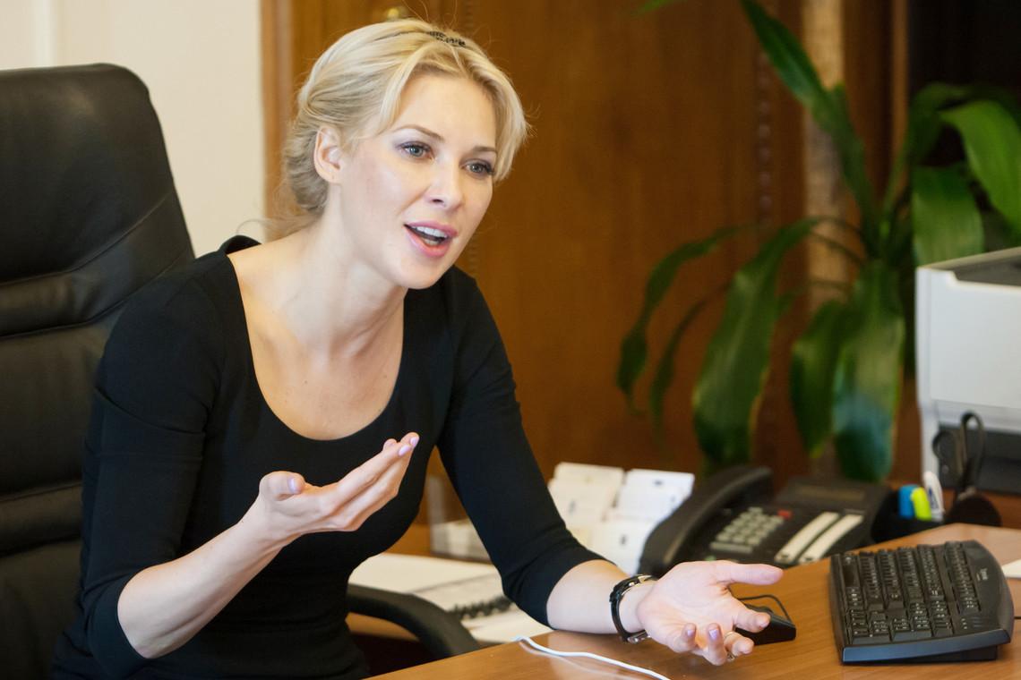 Начальник Управління МВС щодо забезпечення повернення активів, одержаних злочинним шляхом, Олена Тищенко заявила про відставку.