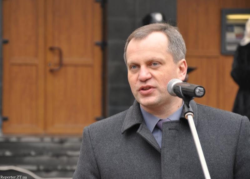 Екс-голова Житомира Володимир Дебой очолив партію «Наш край» на місцевих виборах на Житомирщині.