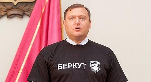 Нардеп від «Опозиційного блоку» Михайло Добкін вважає, що в Харкові має з'явитися проспект на честь загиблих бійців «Беркута».