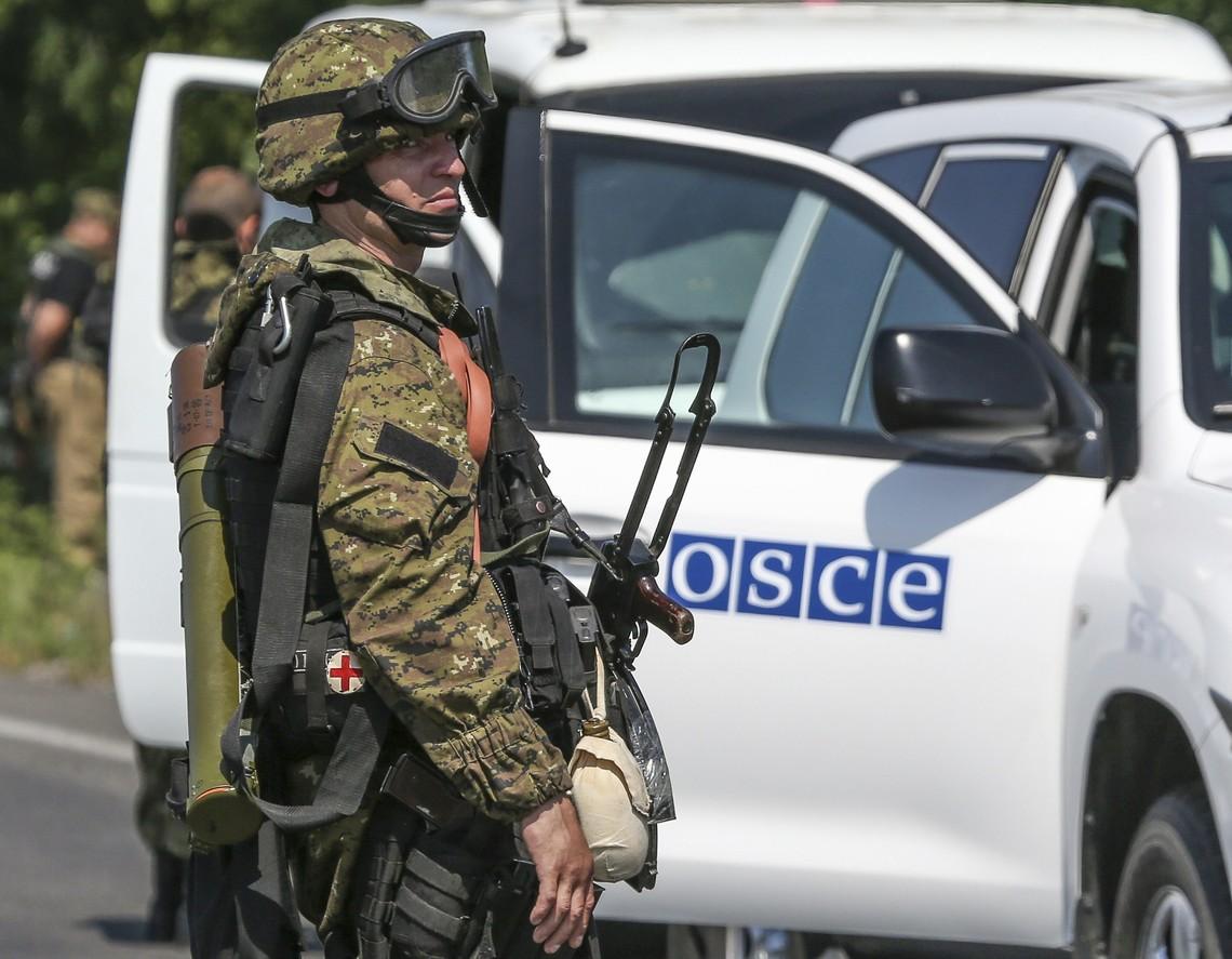 На сході Украині поступово виникають умови для політичного врегулювання конфлікту, що приведе до мирного розв'язання кризи, що склалася на Донбасі.
