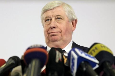 Посол США Джеффрі Пайєтт у своєму виступі в Одесі не критикував Генеральну прокуратуру України, а висловлював бажання співпрацювати з генпрокурором Віктором Шокіним.