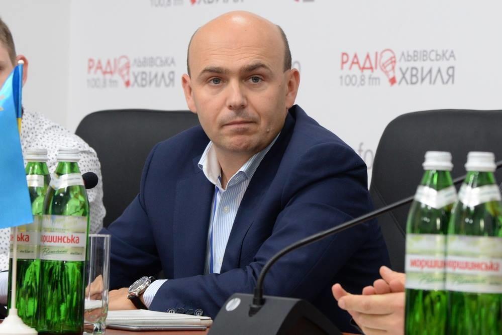 Колишній «регіонал», депутат Львівської обласної ради Олег Баляш буде балотуватися в мери Львова.