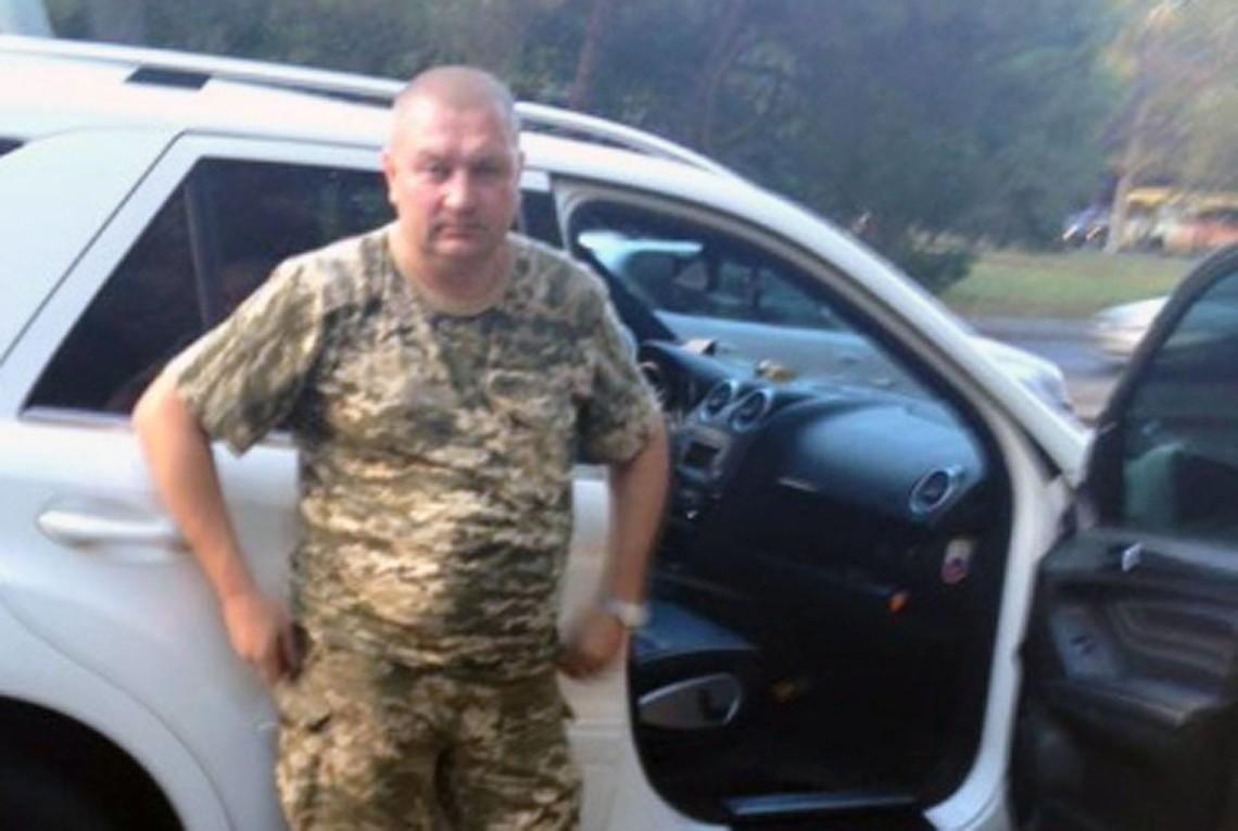 Прийнято рішення звільнити командира військової частини А1620 полковника Горло К. М., якого затримали в Одесі в п'яному вигляді.