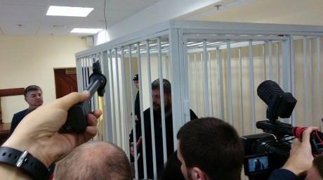 Народний депутат від фракції «Радикальної партії» Андрій Лозовий повідомив, що суддя, який мав розглядати справу заарештованого «радикала» Ігоря Мосійчука, заявив про відвід.