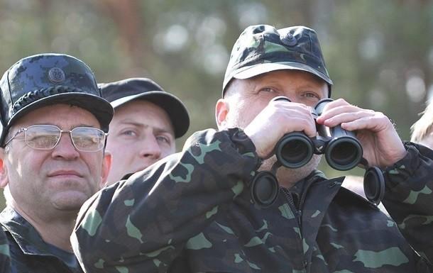 Сили антитерористичної операції дотримуються домовленостей щодо відведення зброї, однак позиції для відведення обираються таким чином, щоб мати можливість швидко завдати контрудару за умови атаки бойовиків на Донбасі.