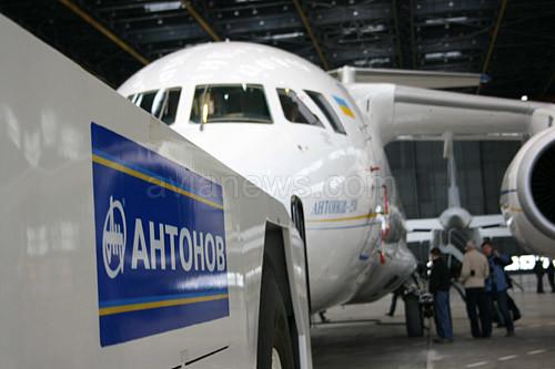 У Міністерстві економічного розвитку й торгівлі розробили план підвищення конкурентоспроможності державного авіабудівного підприємства «Антонов».