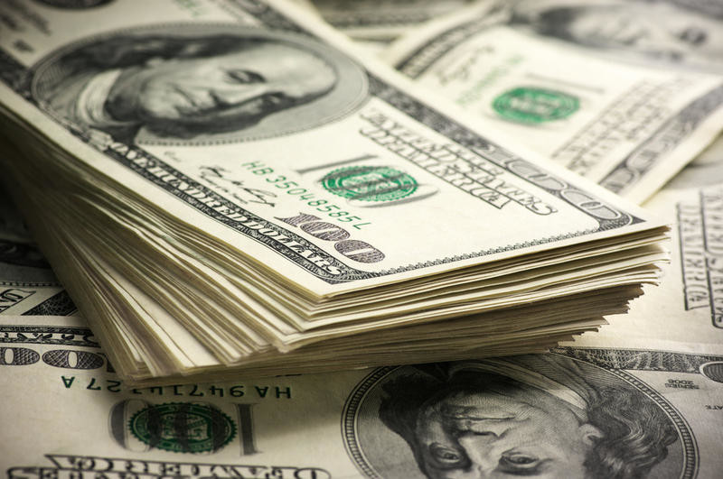 Глава Національного банку Валерія Гонтарева, розповіла про профіцит валюти на українському ринку.