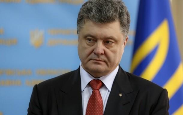 Президент України Петро Порошенко вважає, що виведення іноземних військових формувань повинно відбуватися незалежно від термінів проведення місцевих виборів на Донбасі.