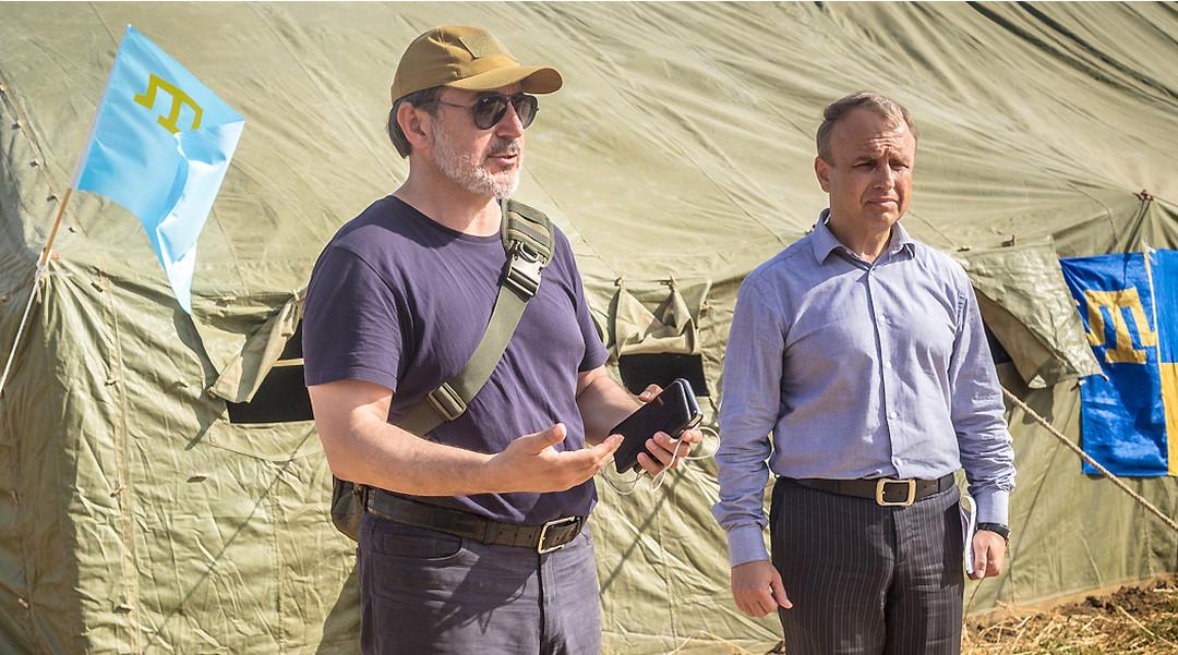 Стратегічним завданням Меджлісу є легалізація українською владою кримськотатарського уряду у вигнанні.