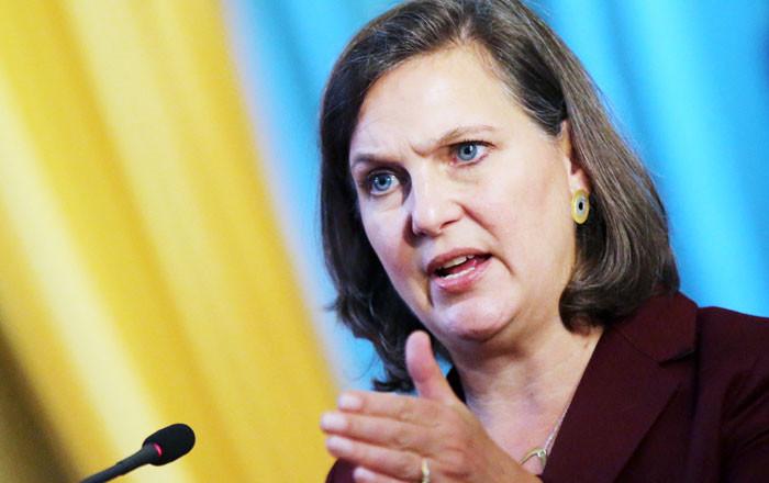 Вашингтон залишить санкції щодо окупованого Росією півострова доти, доки той не буде повернений Україні.