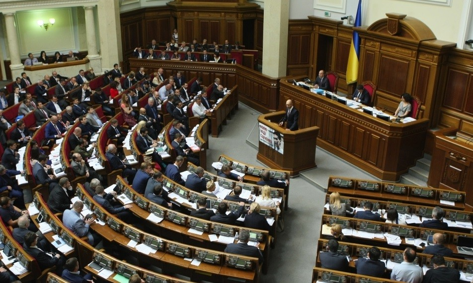 Верховна Рада прийняла закон про фінансування політичних партій в Україні з Державного бюджету.