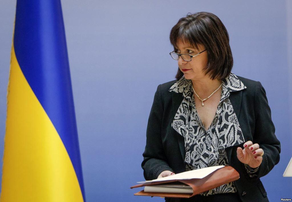 Міністр фінансів України Наталя Яресько заявила, що у разі відмови Уряду від проведення економічних реформ вона готова піти зі своєї посади.