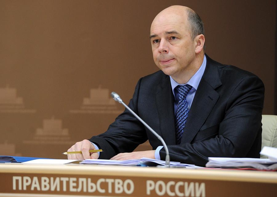 Міністр фінансів РФ Антон Силуанов заявив, що український та російський уряди  не змогли домовитися про реструктуризацію боргу Києва розміром 3 млрд доларів.