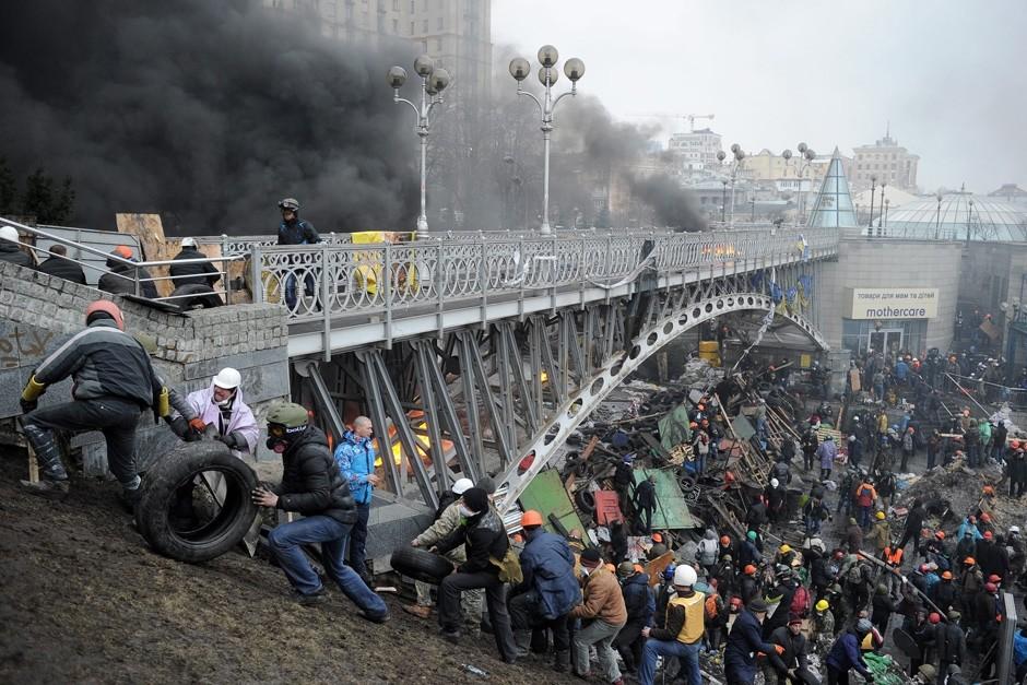Обшуки у колишніх нардепів і членів ВО «Свобода» відбуваються у справі про розстріл учасників Революції Гідності на Майдані в лютому 2014 року.