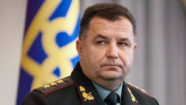 Міністр оборони України Степан Полторак вважає, що обстріл українських позицій поблизу Авдіївки, в результаті якого один військовий загинув, а два – отримали поранення, могли здійснити члени незаконних збройних формувань, що непідконтрольні самопроголошеній владі ДНР.