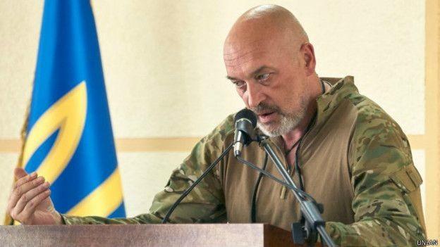 РНБО досі не дала дозволу на відкриття логістичних центрів у Луганській області, заявляє Георгій Тука.