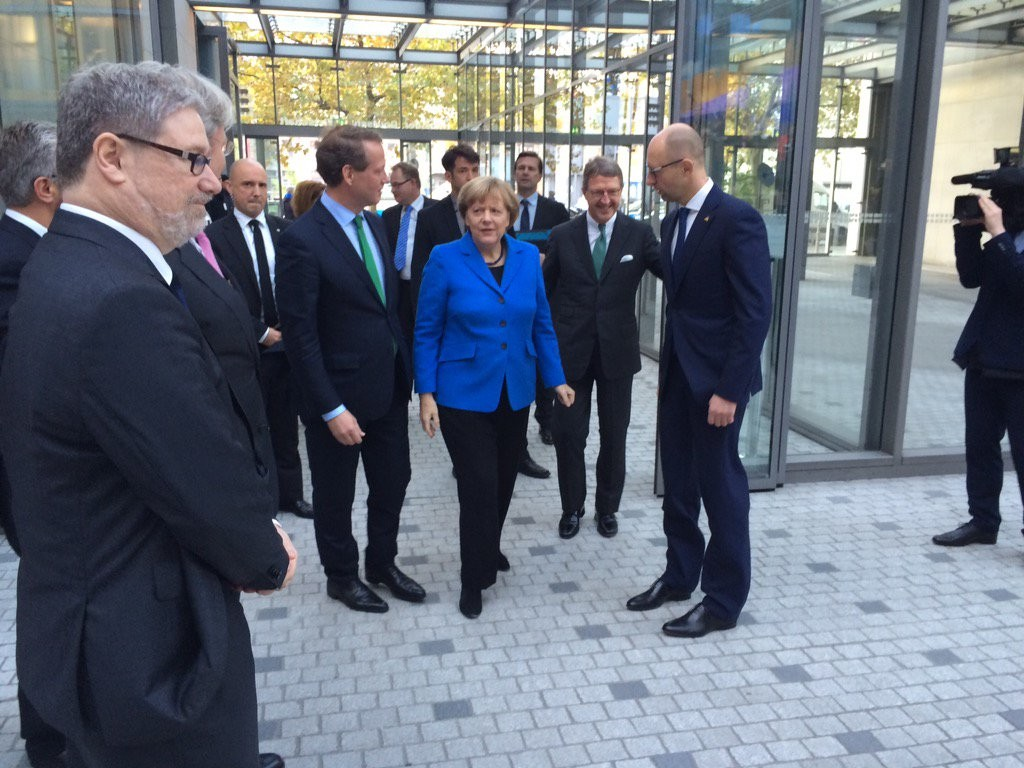 Федеральний канцлер Німеччини Ангела Меркель заявила, що головною метою Мінських домовленостей є відновлення Україною контролю над кордоном.