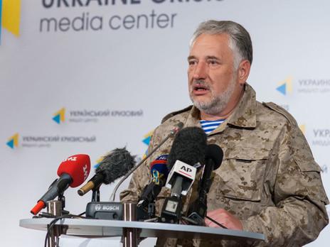 Голова Донецької обласної військово-цивільної адміністрації пропонує, щоб містами Донеччини опікувалися країни ЄС.
