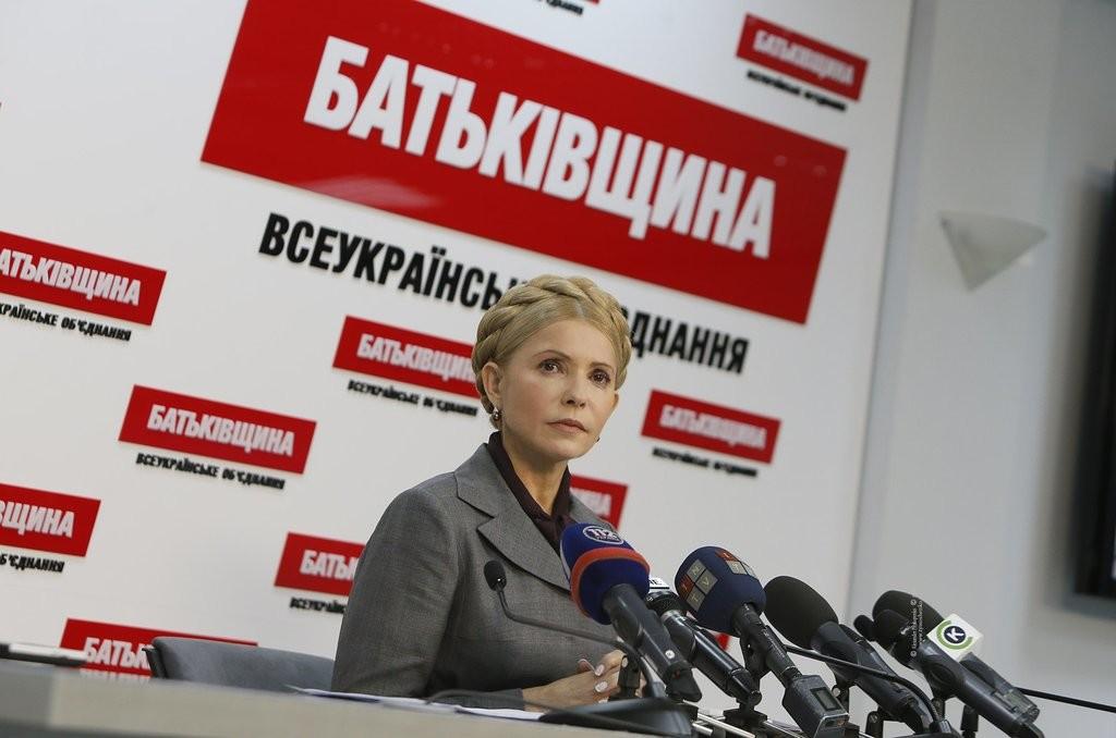 Нардеп, лідер ВО «Батьківщина» Юлія Тимошенко після першого туру місцевих виборів вирішила запропонувати новий закон про вибори та переобрання складу ЦВК.