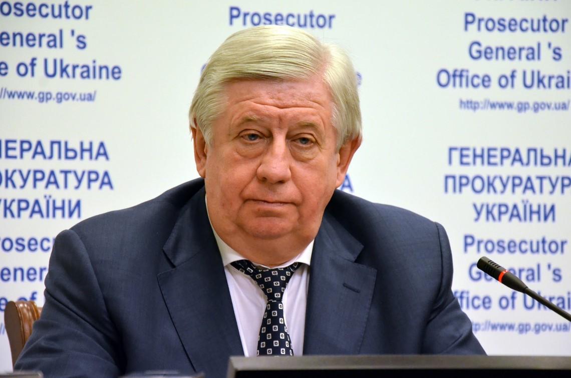 Влада руками генерального прокурора Віктор Шокіна намагається «приручити» новостворені антикорупційні правоохоронні органи.