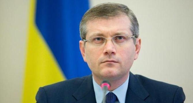 Народний депутат України повідомив про прохання надати Службі безпеки України інформацію про Олександра Вілкула.