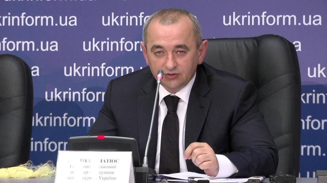 Головний військовий прокурор України Анатолій Матіос заявив, що слідство знає про замовника та виконавця замаху на життя генпрокурора Шокіна.