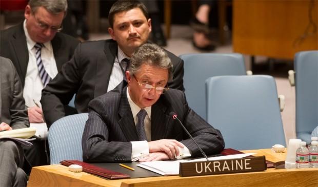 У ЗМІ з'явилася інформація про ймовірне звільнення з посади постійного представника України в Організації Об'єднаних Націй Юрія Сергеєва.
