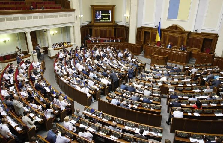 Верховна Рада України ухвалила законопроект про іномовлення України в першому читанні за основу.