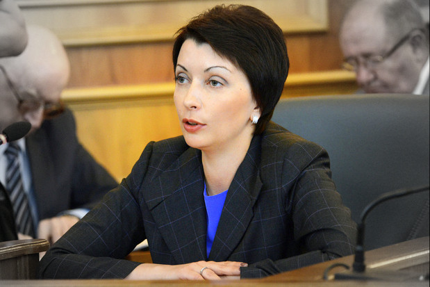 Служба безпеки України затримала колишнього міністра юстиції Олену Лукаш. Вона була в розшуку, але переховувалася в Україні.