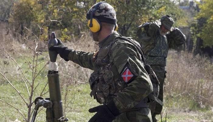 Починаючи з 18 години вечора 9 листопада, проросійські бандформування 33 рази відкривали вогонь у бік позицій сил АТО.