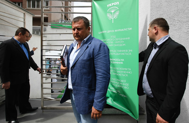 Партія «УКРОП» вирішила підтримати в другому турі виборів у Запоріжжі кандидата від партії «БПП «Солідарність» Миколу Фролова.