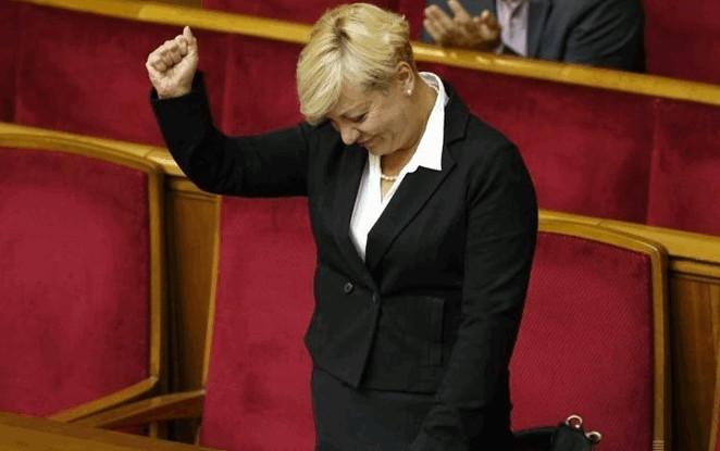 Голова Національного банку України Валерія Гонтарева не виключила націоналізації «ПриватБанку».