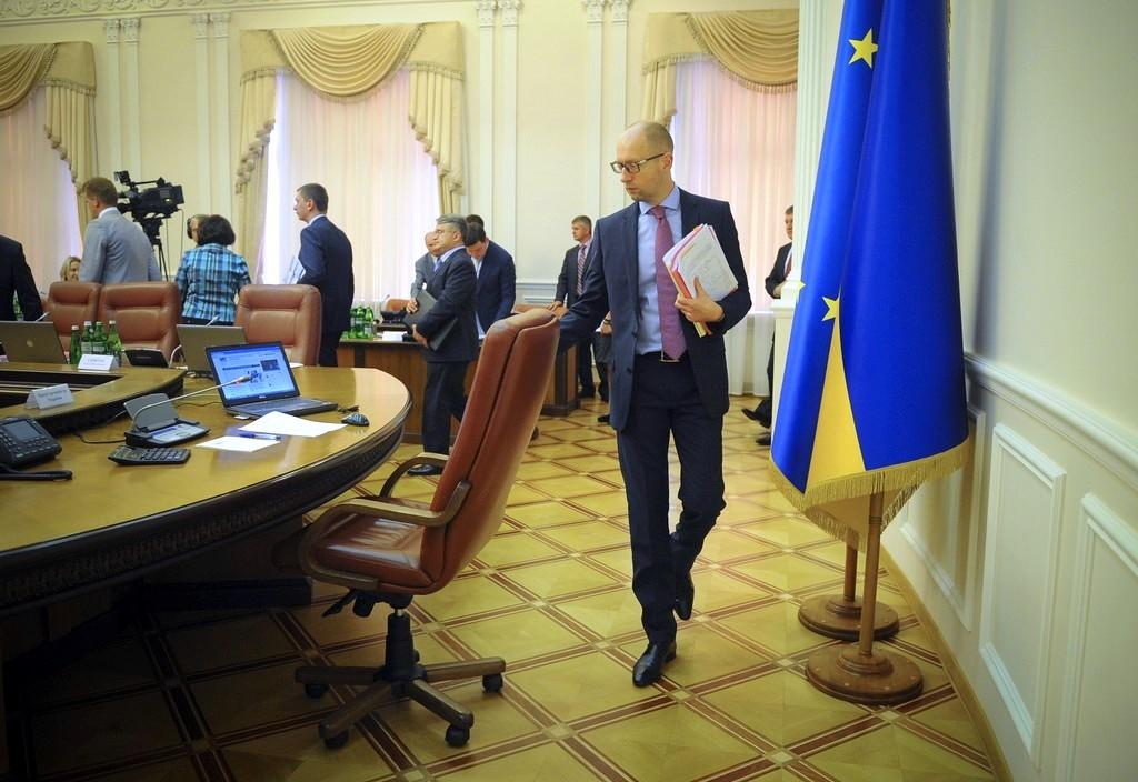 Заступник голови ВРУ Андрій Парубій переконаний, що відставка уряду чинного прем'єр-міністра України Арсенія Яценюка не відбудеться.