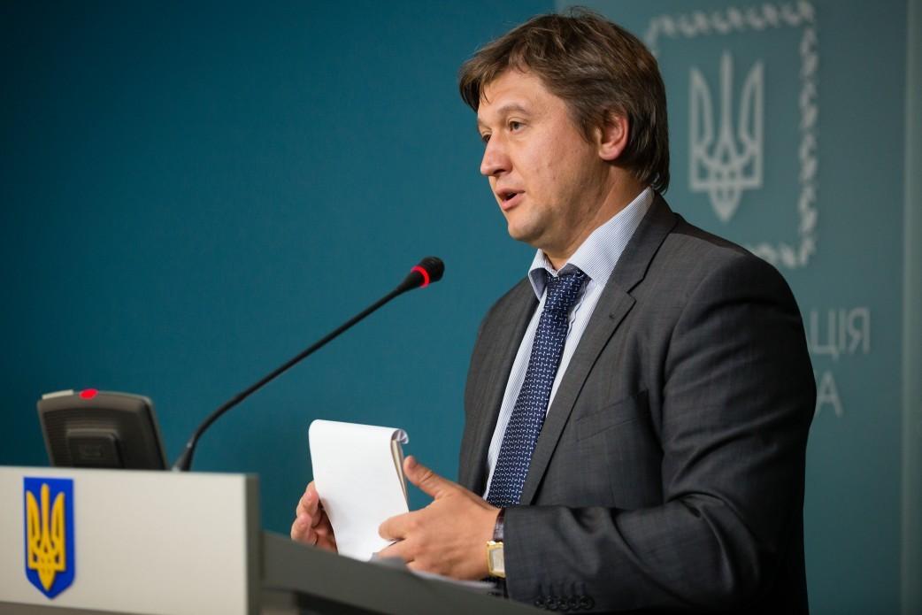 Заступник глави Адміністрації Президента України Олександр Данилюк провалив обіцянку щодо запуску Національного антикорупційного бюро в жовтні 2015 року.