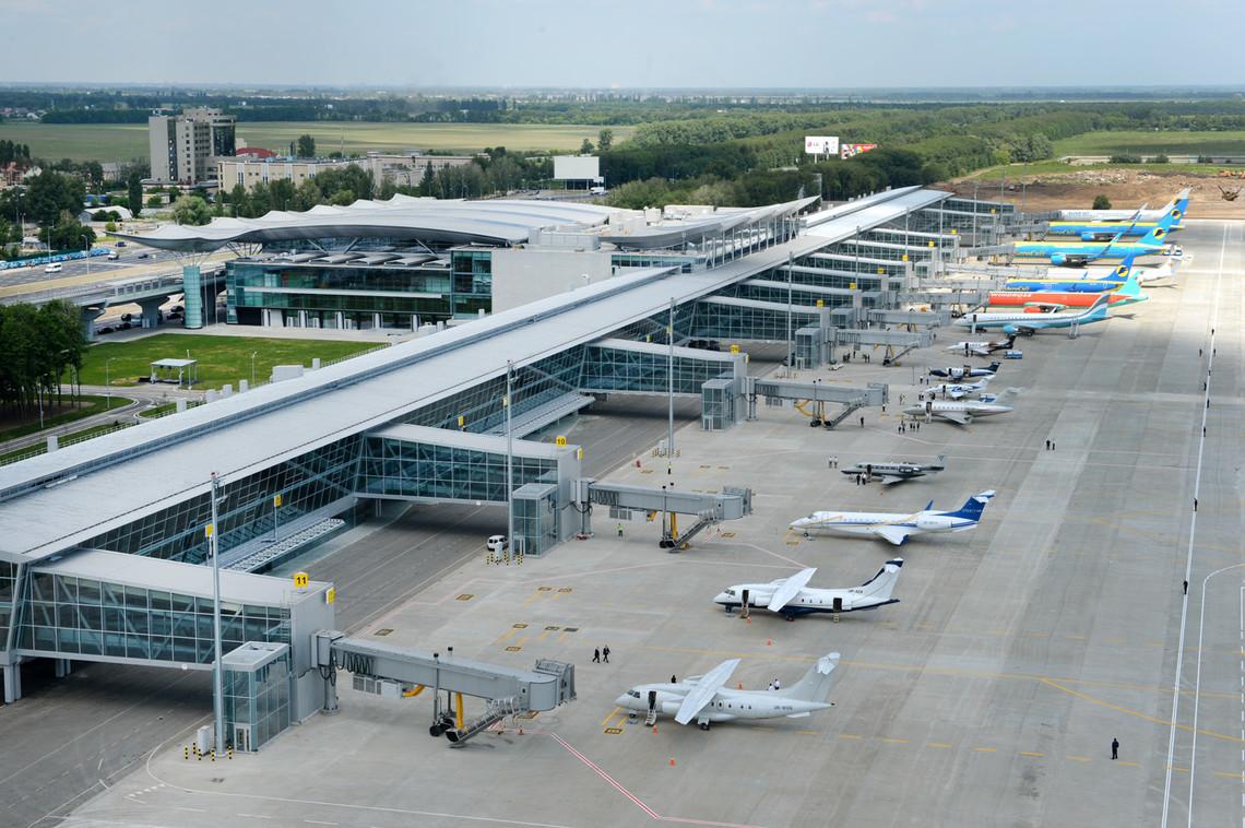 Міністерство інфраструктури України визначило список із 4 претендентів на посаду директора аеропорту «Бориспіль».