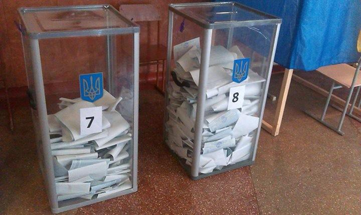 У Чернігові завершені всі підрахунки голосів і оброблені всі бюлетені. В даний момент приймаються підсумкові протоколи Деснянської районної комісії.