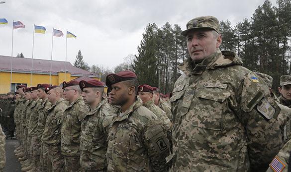 Американські інструктори протягом півроку проводитимуть у Хмельницькій області тренування для українських підрозділів спеціальних операцій.