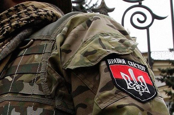 Через вірогідність наступу з боку проросійських бойовиків в «Правому секторі» оголосили мобілізацію.
