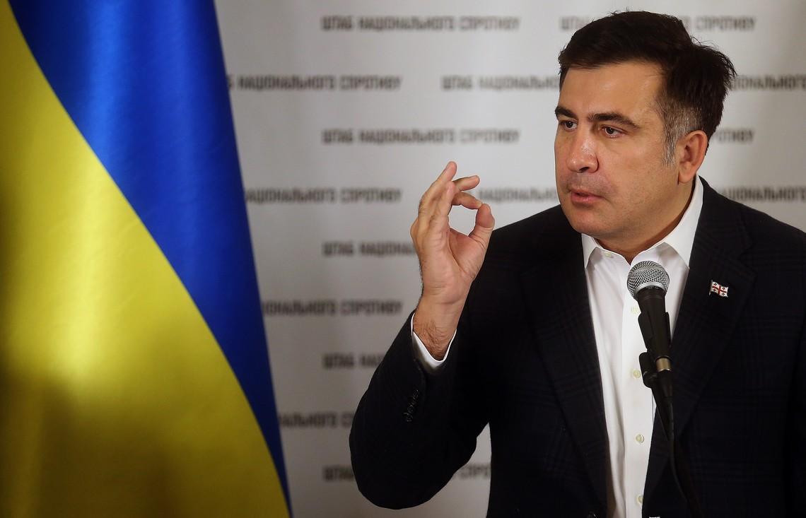 Глава Одеської ОДА Міхеїл Саакашвілі заявив, що він звернувся до голови Національної поліції з вимогою звільнити «сепаратистів» з лав патрульної служби.