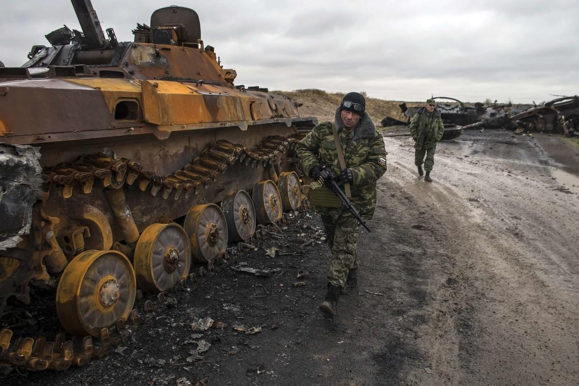На підконтрольній бойовикам території поширюються чутки, що російсько-сепаратистські сили готують наступ на позиції Збройних сил України.