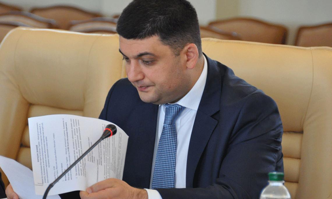 Голова Верховної Ради України Володимир Гройсман не бачить підстав для переформатування коаліції, але не виключає змін в уряді.