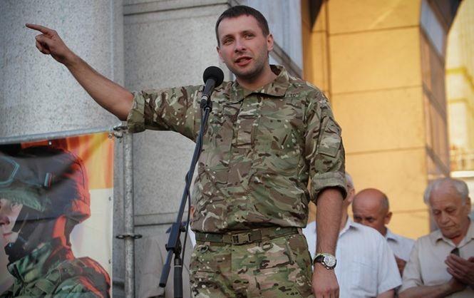 У Кривому Розі між учасниками мітингу проти фальсифікацій на виборах та правоохоронцями виникла сутичка.