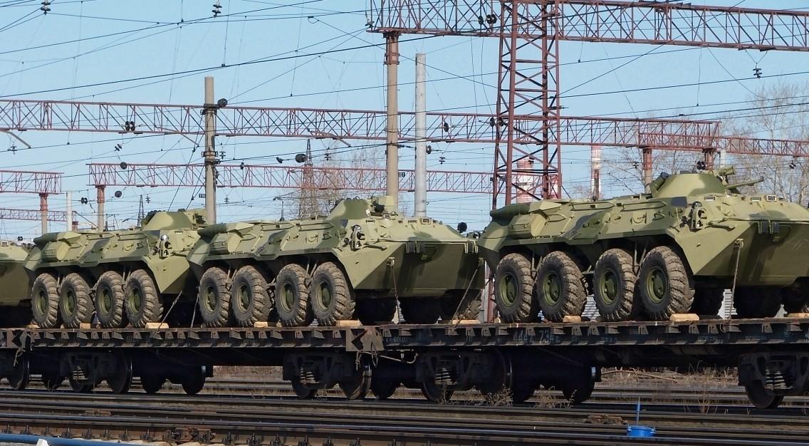 Триває посилення тактичних груп бойовиків у районі населених пунктів Горлівка та Ясинувата.
