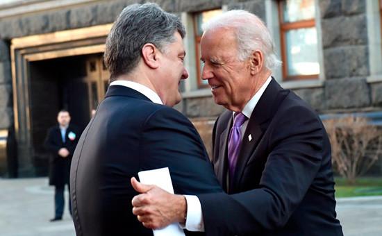 Віце-президеннт США Джо Байден анонсував виділення Україні фінансової допомоги в розмірі 190 млн дол. на боротьбу з корупцією.