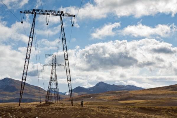 НЕК «Укренерго» відновила постачання електроенергії на окупований півострів по ЛЕП «Каховська-Титан».