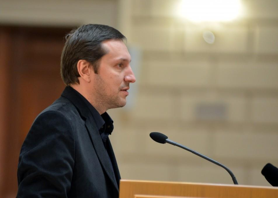 Міністр інформаційної політики України Юрій Стець написав заяву про відставку й сьогодні подасть її до Верховної Ради.