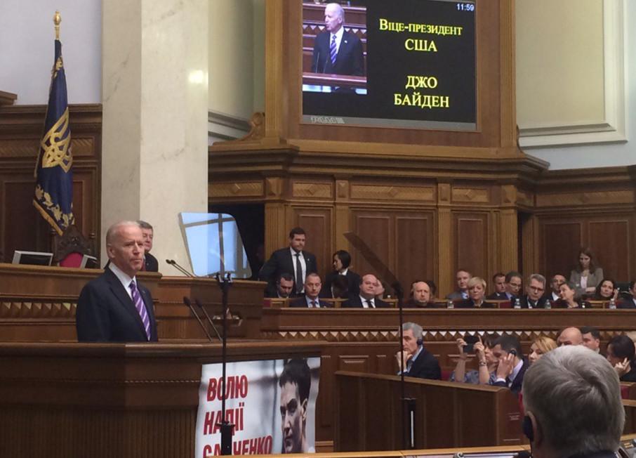 Сьогоднішній виступ віце-президента США перед українськими депутатами став найбільш обговорюваною подією за останній час. Що ж почули народні депутати та які висновки зробили?