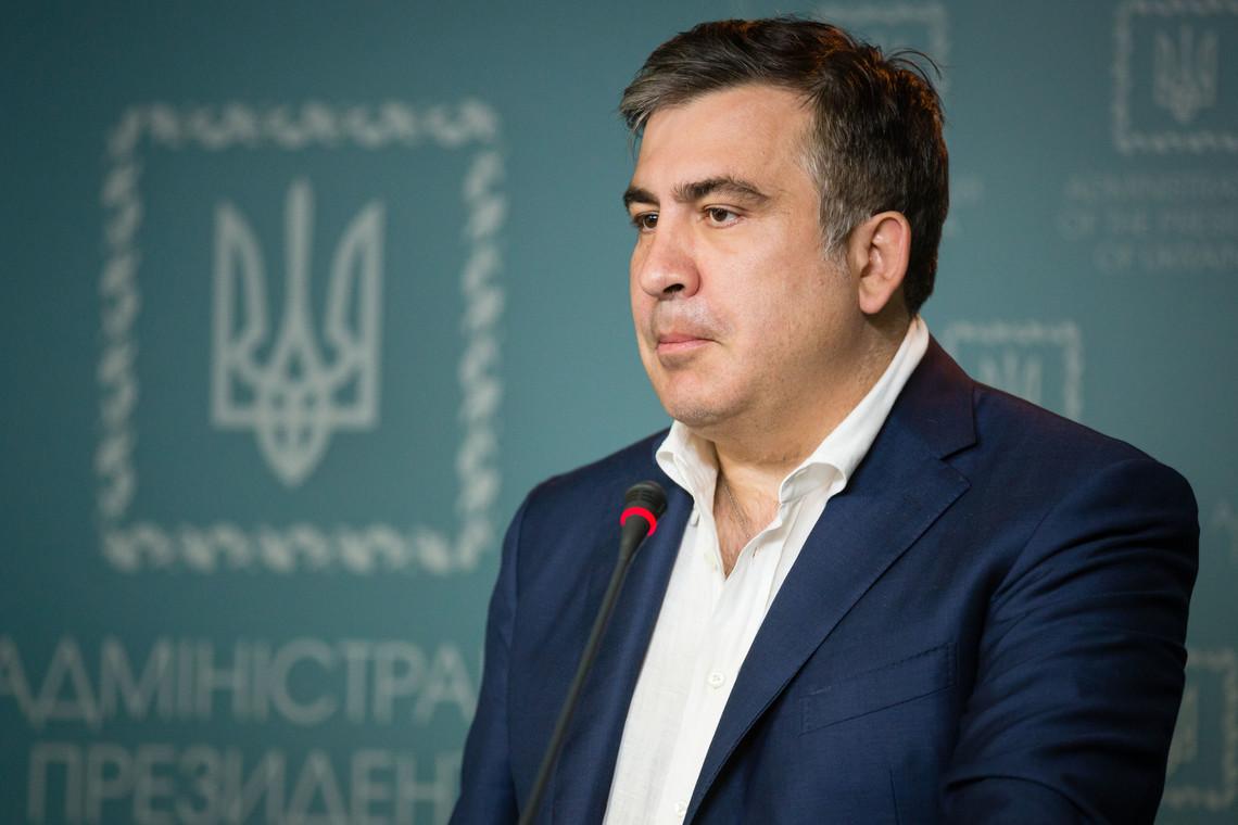Голова Одеської ОДА Міхеіл Саакашвілі забув про свої слова щодо нового керівника управління соціальної політики, яким мав стати волонтер.